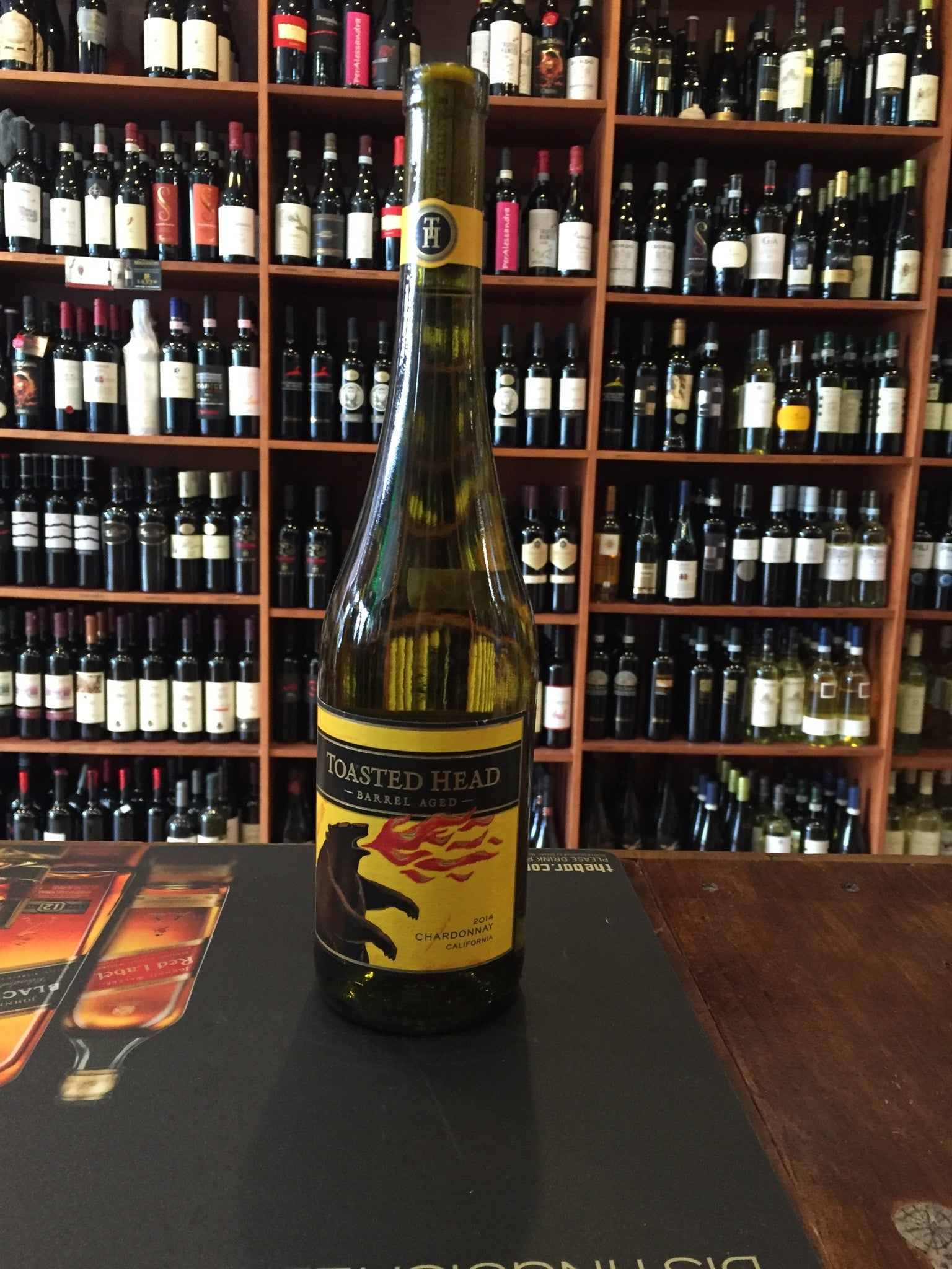 Toasted Head Chardonnay 750ml 2014