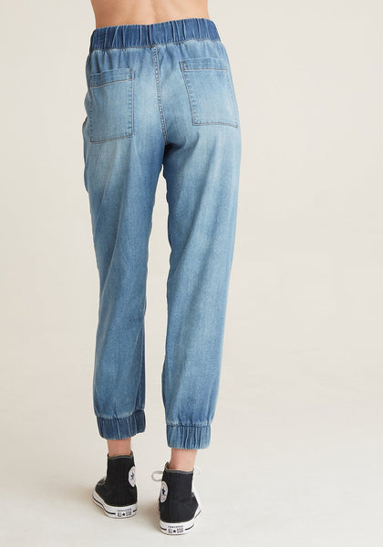 Bella Dahl Pocket Jogger - Marina Wash