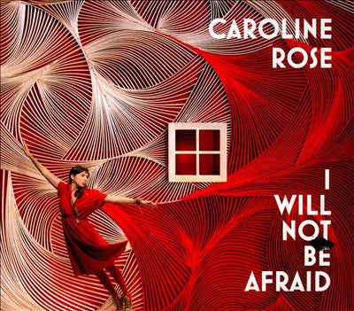 I Will Not Be Afraid Vinyl