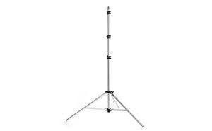 Savage 8' Aluminum Non-Air Cushioned Light Stand