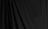 Savage Black Solid Colored Muslin Backdrop