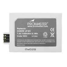 Load image into Gallery viewer, ProMaster Canon LP-E5 Li-on battery