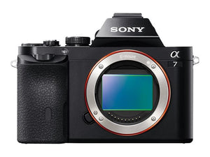 Sony a7 Full Frame Mirrorless Digital Camera (Body Only)