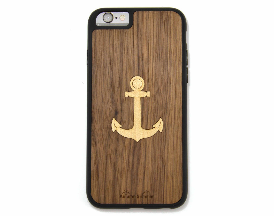 iPhone Case - Anchor