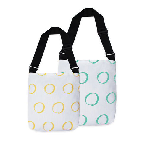 Customizable Adjustable Strap Tote