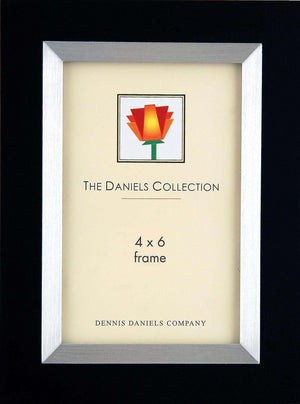 Dennis Daniels 4x6 Wood and Metal Frame
