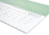 Customizable Desk Calendar