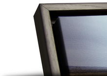 Load image into Gallery viewer, Customizable Framed Leather Gallery Wrap
