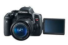 Load image into Gallery viewer, Canon EOS Rebel T6i Video Creator Kit with 18-55mm Lens, Rode VIDEOMIC GO and Sandisk 32GB SD Card Class 10 - Wi-Fi Enabled