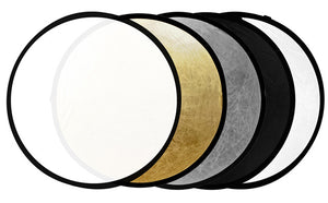 "Savage 5-in-1 Reflector (22"" Round)"