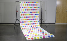 Load image into Gallery viewer, Savage Rainbow Sprinkle Printed Background Paper