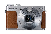 Load image into Gallery viewer, Canon PowerShot G9 X Digital Camera with 3x Optical Zoom, Built-in Wi-Fi and 3 inch LCD touch panel (Silver)