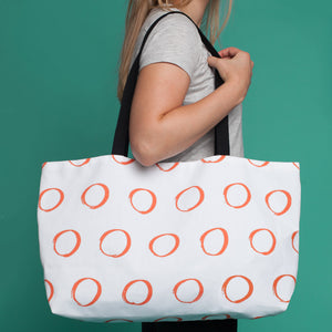 Customizable Weekender Tote