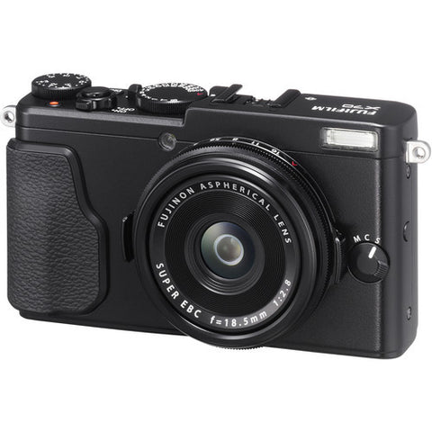 Fujifilm X70 - Black Camera
