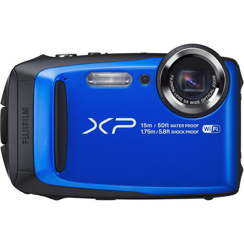 Fujifilm XP90- Blue Camera