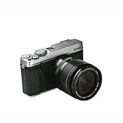 Fujifilm X-E2 Digital Camera and Lens Kit - Silver
