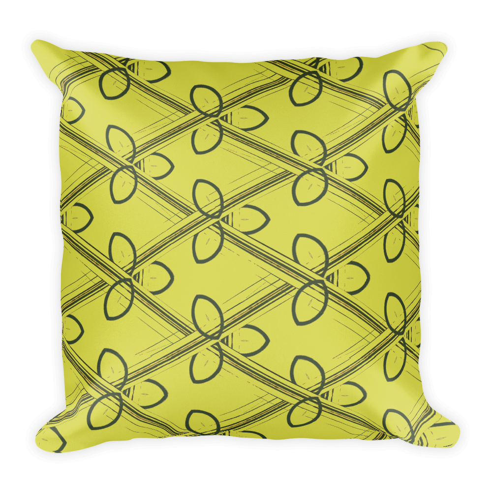 Gimlet Throw Pillow