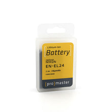 Load image into Gallery viewer, ProMaster Nikon Battery - EN-EL24