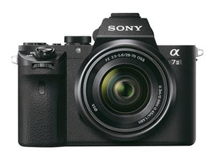 Sony Alpha a7 II Full Frame Mirrorless Digital Camera with FE 28-70mm OSS Lens