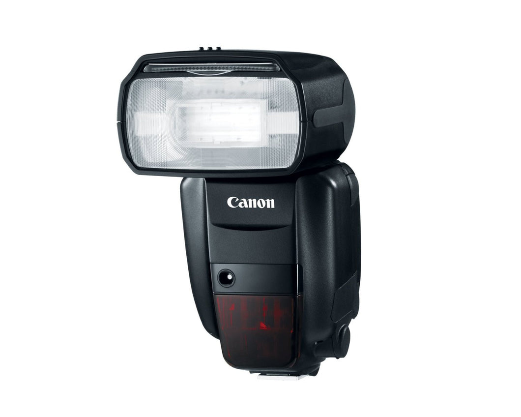 Canon 600EX-RT Speedlite Flash