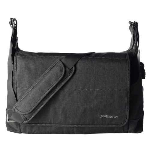 336b56f9942 ProMaster Cityscape 150 Courier Bag - Charcoal Grey - Fast Focus