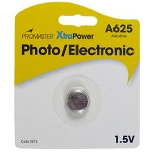 Promaster A625 Button Cell Battery