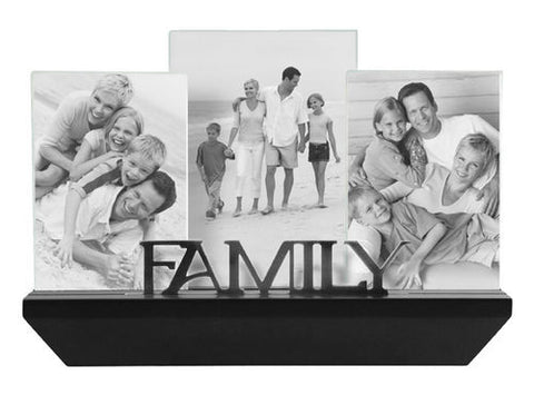 Malden 4x6 and 5x7 Family Display Frame