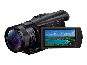 Sony HDR-CX900 Full HD Handycam Camcorder with Carl Zeiss Lens (Black)