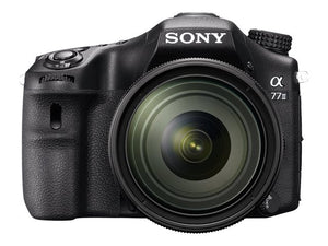 Sony a77 II Digital Camera with DT 16-50mm Lens