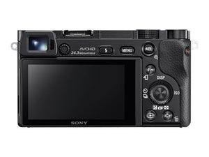 Sony Alpha a6000 Mirrorless Digital Camera - Black (Body Only)