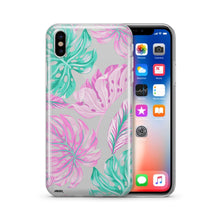 Load image into Gallery viewer, Hawaiian Garden - Clear TPU Case Cover