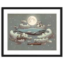 Load image into Gallery viewer, Ocean Meets Sky Art Print