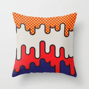 Lichtenstein Pillow
