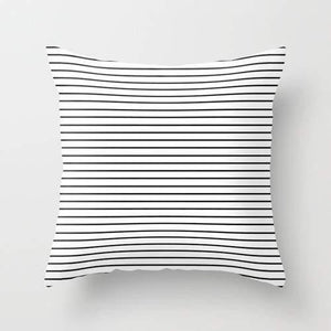 Minimal Stripes Pillow
