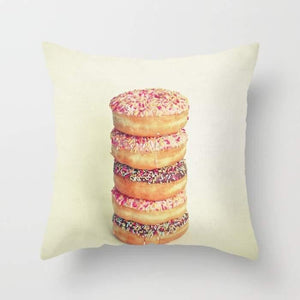 Stack of Donuts Cushion/Pillow