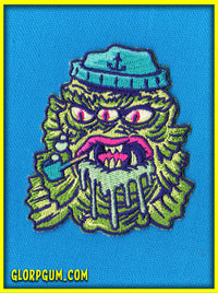 1970's GLORP Capt. Creature Patch