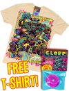 GLORP Cosmic Surge! (With FREE T-Shirt!)