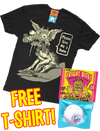 GLORP Dog Gum Chew! (with FREE GLORP Hound T-Shirt)