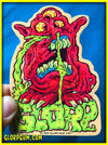 GROSS GUTS GANG Series 1 STICKER PACK