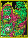 Fright Bite! (With FREE ACID APE T-Shirt!)