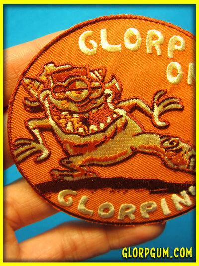 1970's Glorp On Glorpin' Patch