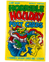 Horrible Holiday Postcards Wax Packs!