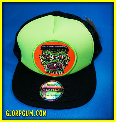 GLORP Melty Mutant Trucker Hat!
