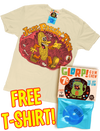 GLORP Hip Hep! (with FREE GLORP Just Passin' Thru T-Shirt)