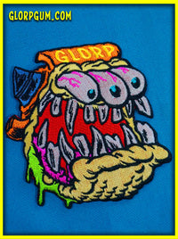 60s GLORP Fink Patch
