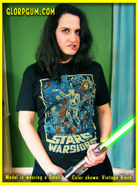 Stars Warsiors T-Shirt