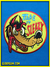 70's Take It Sleazy Patch