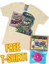 GLORP Fright Bite! (With FREE Too Ghoul for School T-Shirt)