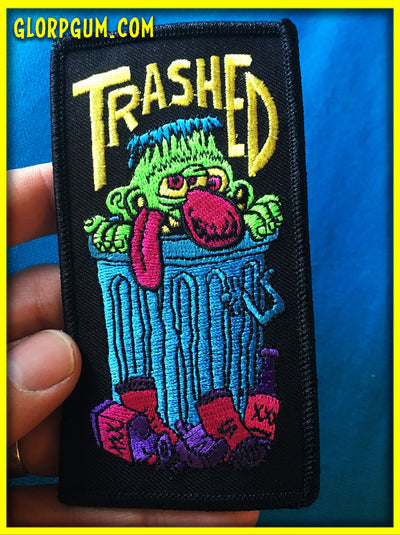 GLORP Trashed Patch!