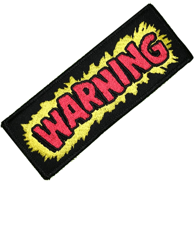 WARNING! Patch